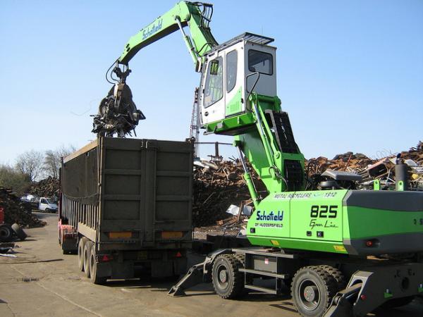 Вывоз металлолома в Сенницы черный лом в Деденево